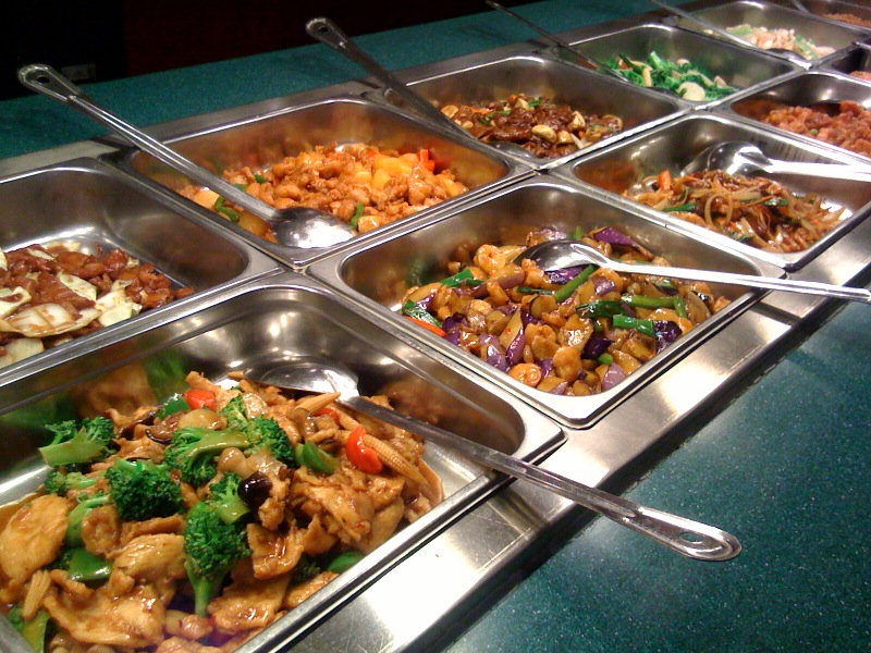 Buffet gibson county tourism for Asian cuisine buffet